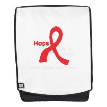 Blood Cancer Awareness Support Backpack