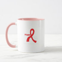 Blood Cancer Awareness Support Mug