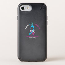 Blood Cancer Awareness Support Speck iPhone Case