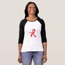 Blood Cancer Awareness Support T-Shirt
