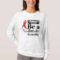 Blood Cancer Be Strong T-Shirt