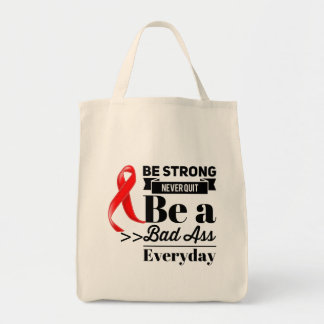 Blood Cancer Be Strong Tote Bag