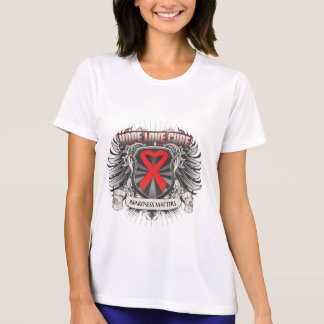 Blood Cancer Hope Love Cure Shirt