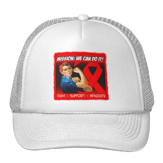 Blood Cancer Mission We Can Do It Trucker Hat