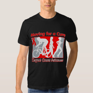 Blood Cancer Moving For A Cure Shirt