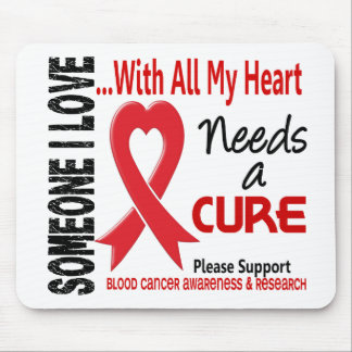 Blood Cancer Needs A Cure 3 Mouse Pads