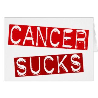 Blood Cancer Sucks 2C Card