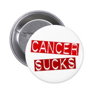 Blood Cancer Sucks 2C Pinback Button