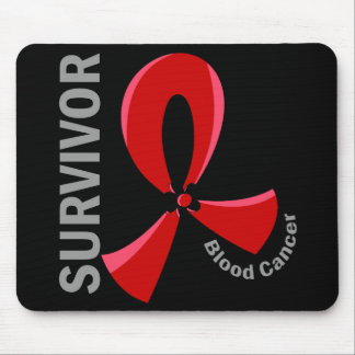 Blood Cancer Survivor 12 Mousepad