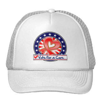 Blood Cancer Vote For a Cure Trucker Hat
