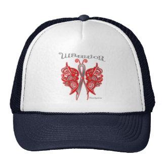 Blood Cancer Warrior Celtic Butterfly Trucker Hat