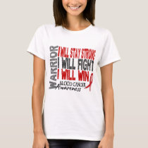Blood Cancer Warrior T-Shirt