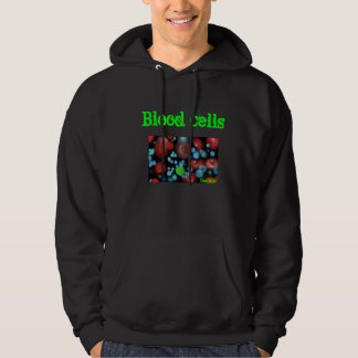 Blood cells1 Page 1, CeeCells, Blood cells Hoodie