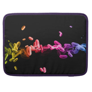 Blood Cells Sleeve For MacBooks