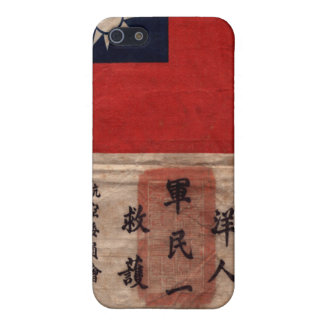 Blood Chit Iphone Case