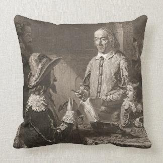 Blood Circulation 1851 Pillow