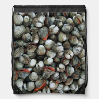 Blood Cockle Shells Backpack