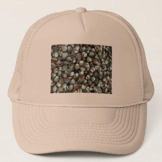 Blood Cockle Shells Trucker Hat