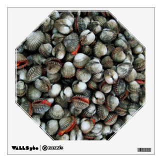 Blood Cockle Shells Wall Decal