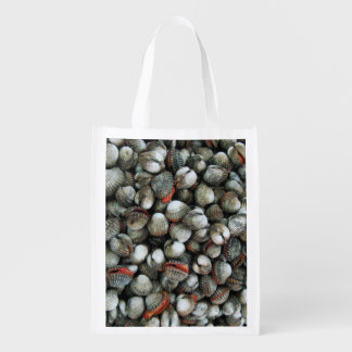 Blood Cockle Shells Market Totes