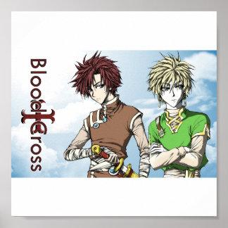 Blood Cross Promo Poster