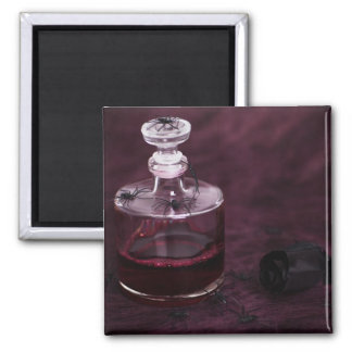 Blood Decanter 2 Inch Square Magnet