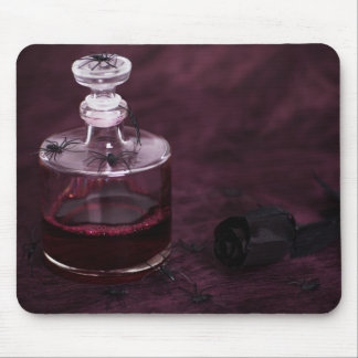 Blood Decanter Mouse Pad