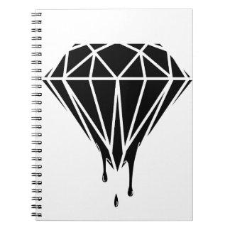 Blood Diamond Note Books