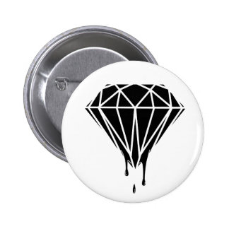 Blood Diamond Pinback Button