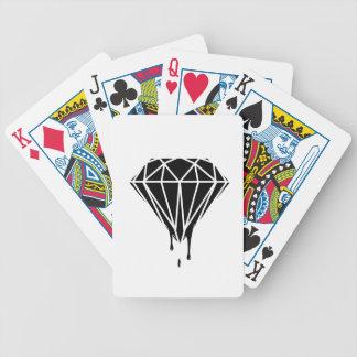 Blood Diamond Poker Deck