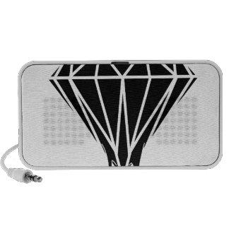 Blood Diamond Notebook Speakers