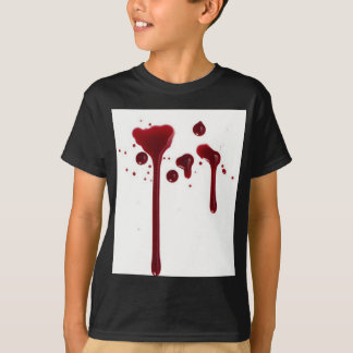 blood drip T-Shirt