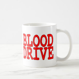 Blood Drive Coffee Mug
