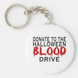 Blood Drive Keychain