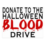 Blood Drive Post Cards