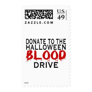Blood Drive Postage