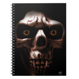 Blood Fest Notebook