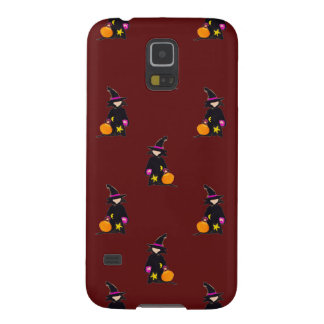 Blood Gash Red Halloween Toddler Witch Galaxy S5 Cover