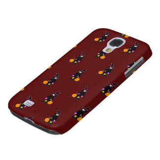 Blood Gash Red Halloween Toddler Witch Samsung Galaxy S4 Cover