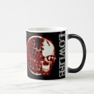 Blood God Morphing Mug. Magic Mug
