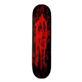 Blood Gothic Pagan Celtic Cross Skateboard Deck