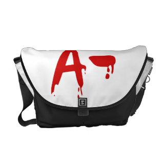 Blood Group A- Negative #Horror Hospital Courier Bag