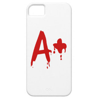 Blood Group A+ Positive #Horror Hospital iPhone SE/5/5s Case