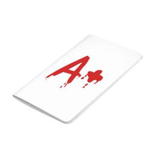 Blood Group A+ Positive #Horror Hospital Journal