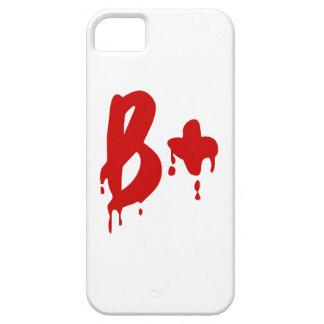 Blood Group B+ Positive #Horror Hospital iPhone SE/5/5s Case