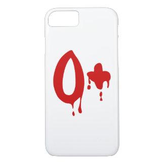 Blood Group O+ Positive #Horror Hospital iPhone 7 Case