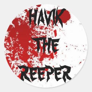 Blood, HAVIK THE REEPER Stickers