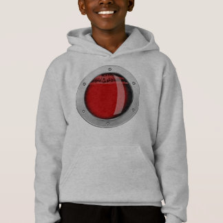 Blood in your Chest Hoodie
