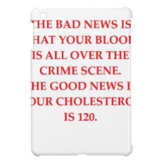 BLOOD iPad MINI COVER