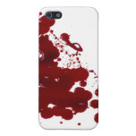 Blood iPhone 5 Cover